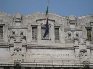 facade milano centrale