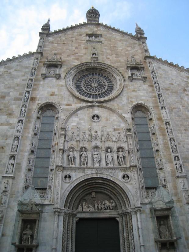 façade cathedrale come